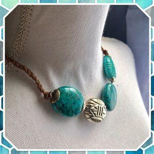Silpada Sterling Silver Turks & Caicos Necklace